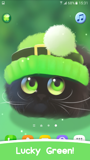 Fluffy Sushi Live Wallpaper Apps (apk) free download for Android/PC/Windows screenshot
