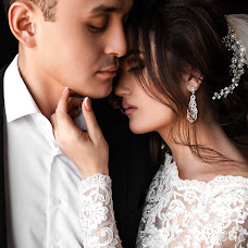 Wedding photographer Ruslan Mukhomodeev (ruslan2017). Photo of 16.02.2018