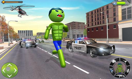 Stickman Incredible Monster : Hero Prison Escape screenshots 3