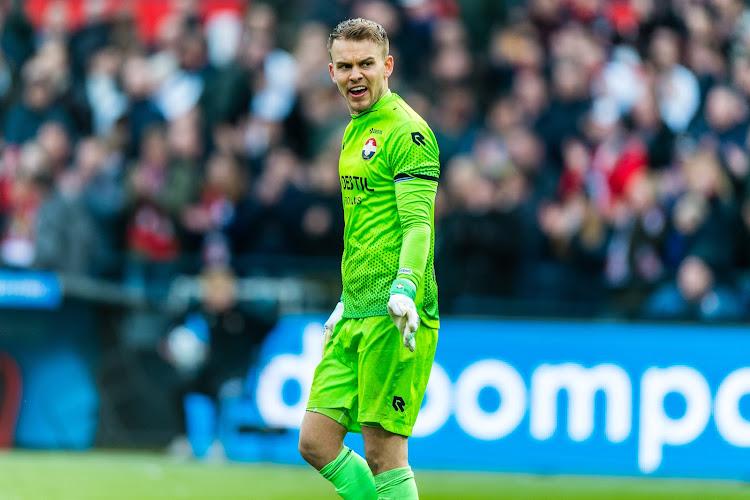 Un gardien allemand débarque à Anderlecht!