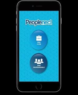 PEOPLENECT - náhled