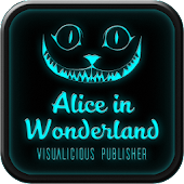 Alice in Wonderland eBook App