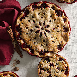 Deep-Dish Cranberry Pie