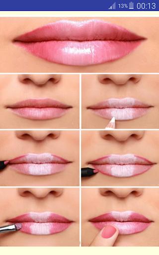 Makeup Step By Step 1.4 screenshots 4