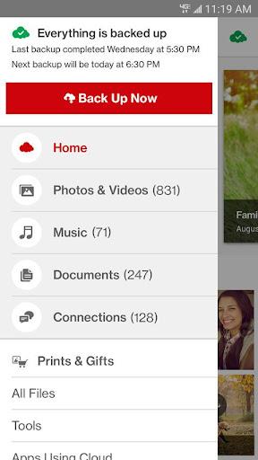 Verizon Cloud  screenshots 8