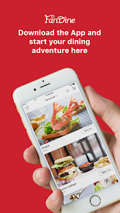 FanDine - Food Ordering & Fine Dining Reservations - náhled