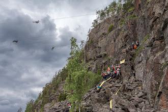Photo: Веревочный этап. Фото с сайта
