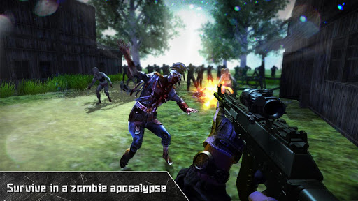 Last Dead Z Day: Zombie Sniper Survival for PC