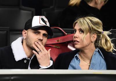 Mauro Icardi à la Juventus ? Sa femme ne semble pas de cet avis