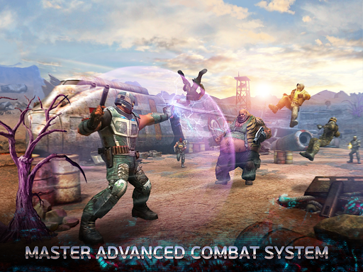 Evolution: Battle for Utopia. Shooting games free 3.5.9 screenshots 1