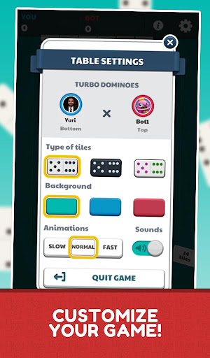 Dominoes Jogatina: Classic and Free Board Game 4.8.5 screenshots 20