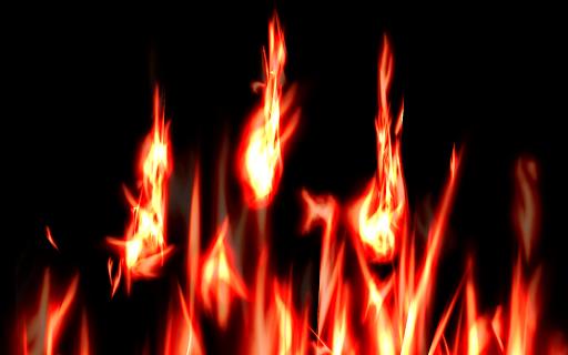 Flames Live Wallpaper screenshot 4