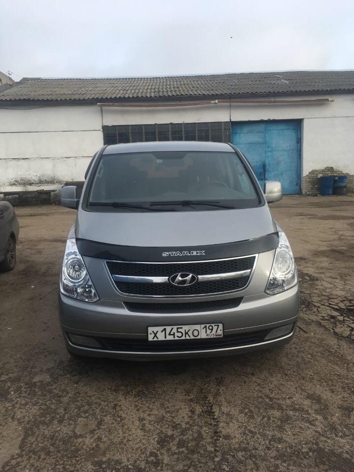 Hyundai в Нижнем Новгороде