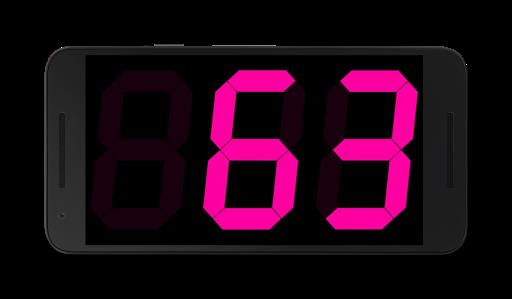 DigiHUD Speedometer Screenshot