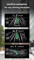 HUDWAY Go — GPS Navigation & Maps with HUD 5