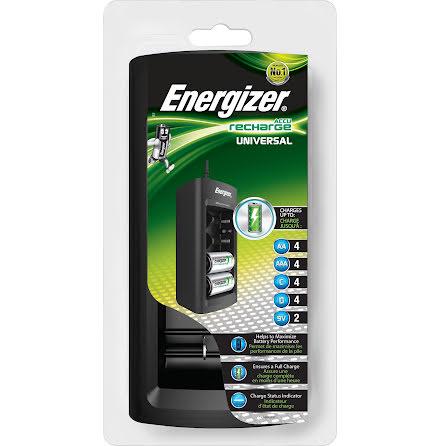 Batteriladd Energizer Universa