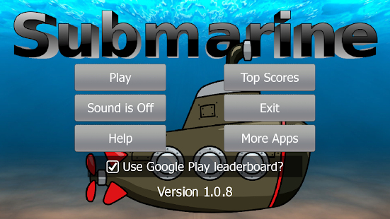 Submarine- screenshot thumbnail