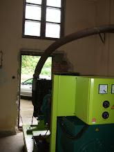 Photo: Generator Volvo 142 kva, Rezervele de Stat, Botosani