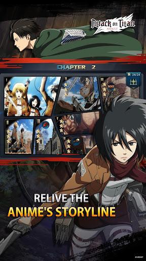 Attack on Titan: Assault screenshot 3