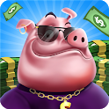 Tiny Pig Idle Games – Idle Tycoon Clicker Games icon