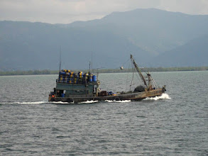 Photo: #024-Bateau de pêche birman