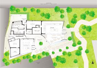 Photo: Karuizawa Museum Complex - Floor Plan