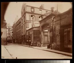Photo: Hotel de Montmorency - Rue de Montmorency 5 (IIIe)