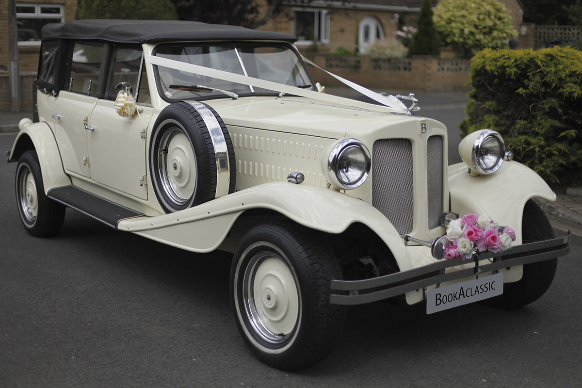 Beauford Tourer Hire Chippenham