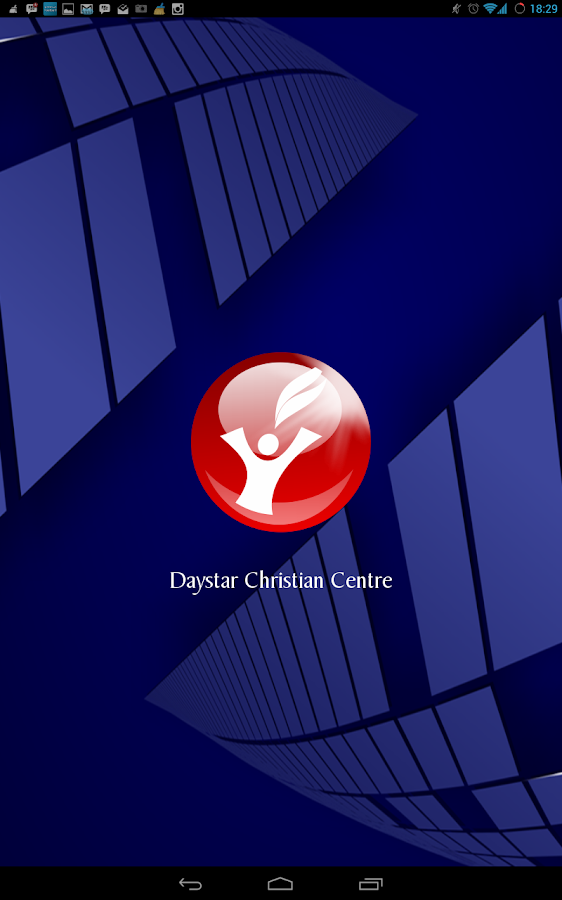 Daystar Mobile- screenshot