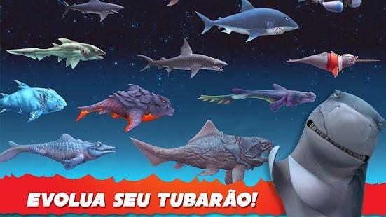 Hungry Shark Evolution APK + MOD DINHEIRO INFINITO para Android imagem 2