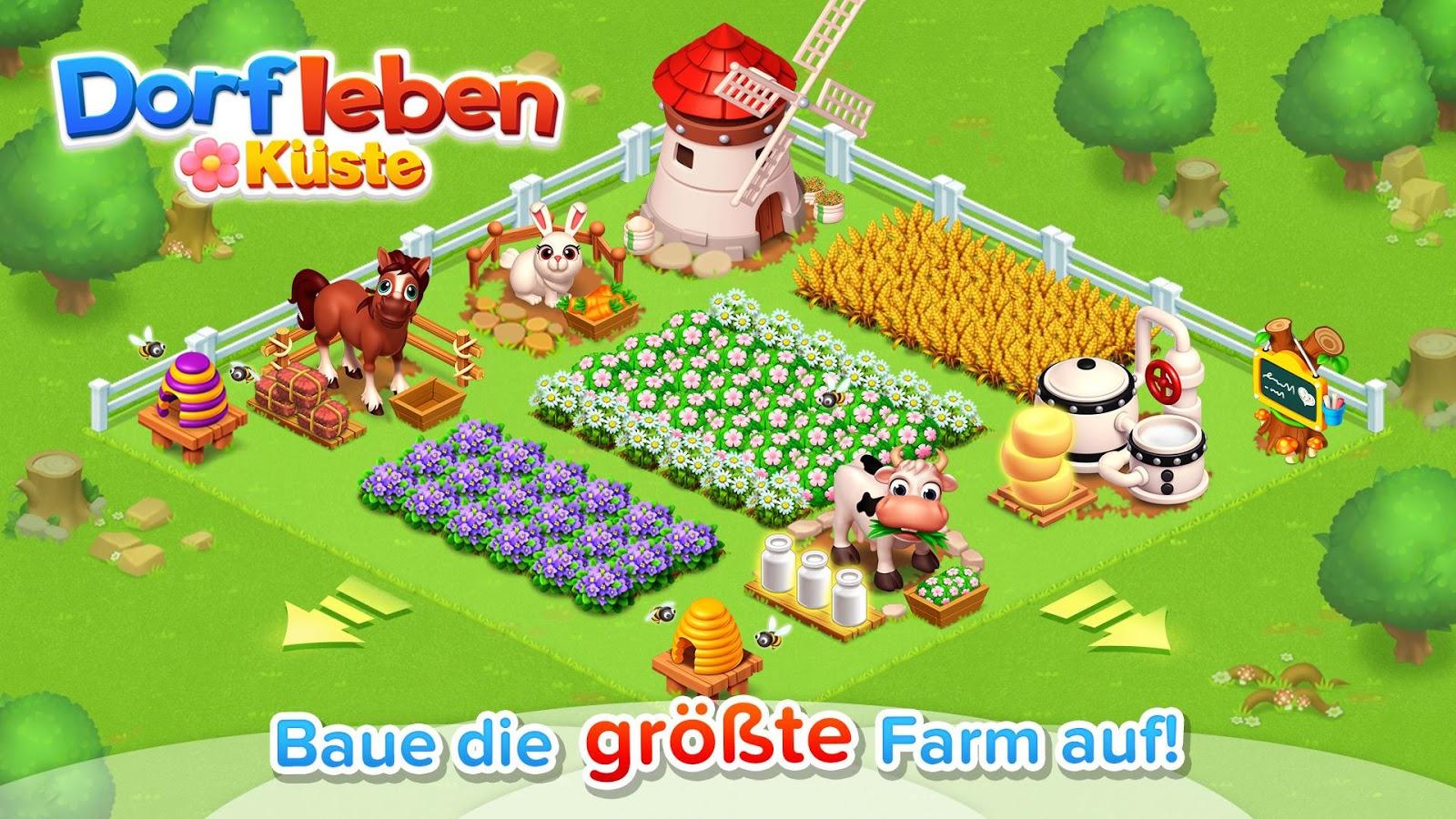 Dorfleben App