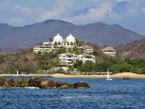 Photo: The Quinta Real is the bay's prettiest, and priciest,hotel