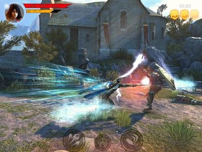 Iron Blade: Легенды Средневековья экшен РПГ Screenshot