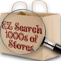 1EZ Search 1000s of Stores icon