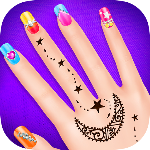 Nail & Henna Beauty SPA Salon (game)