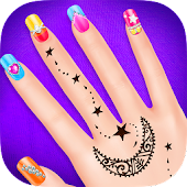 Tải Nail & Henna Beauty SPA Salon APK