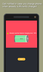 App Battery overcharging alarm [FREE] APK for Windows Phone