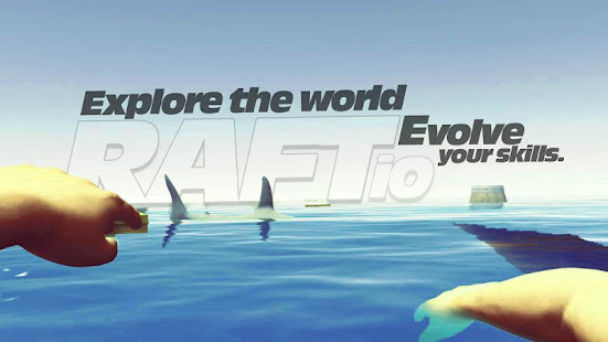 Ocean Raft Survival - AppRecs