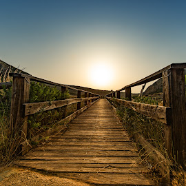 The Way by Antonello Madau - Buildings & Architecture Bridges & Suspended Structures