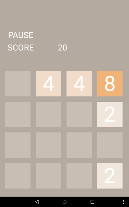 Puzzle 2048 - Google Play의 Android 앱