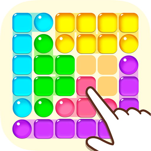 PURU-PURU : Can you link them all? (game)