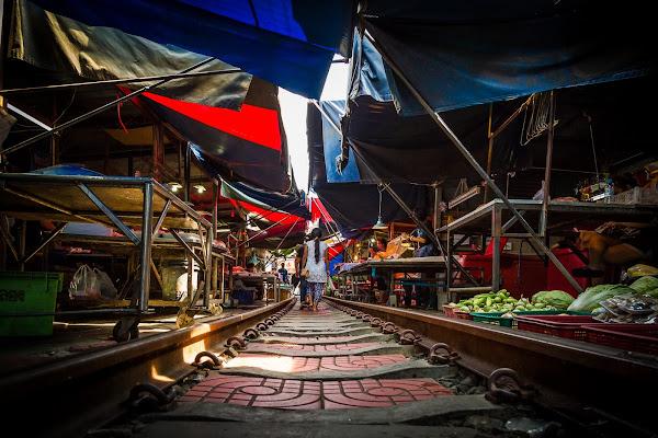 The railway... di Nico Angeli Photography