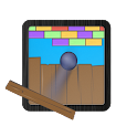 Black Ball Brick Breaker icon