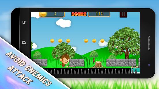 Incredible Kong Run - náhled