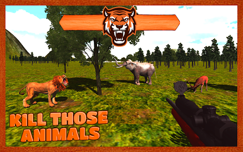 Hunting Animals - Jungle Hunting - náhled