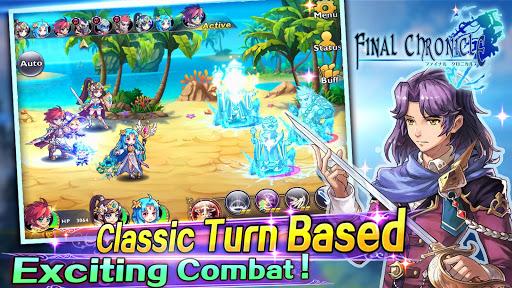 Final Chronicle (Fantasy RPG)  captures d'écran 1
