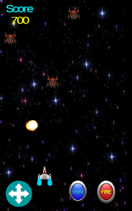 Space Defender screenshot 3