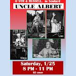 Live Music w/ Uncle Albert