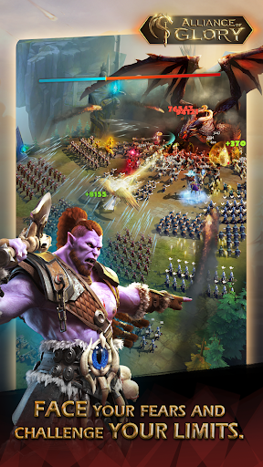Alliance of Glory filehippodl screenshot 4
