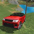 Offroad 4X4 SUV Drive